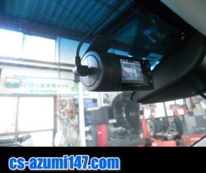 cx5ドライブレコーダー